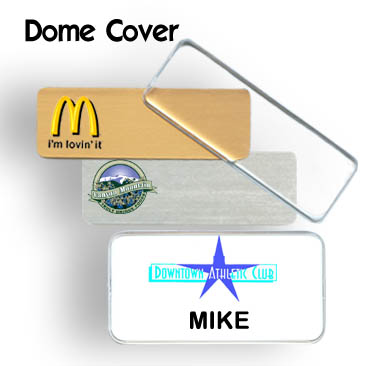 Dome Name Tags