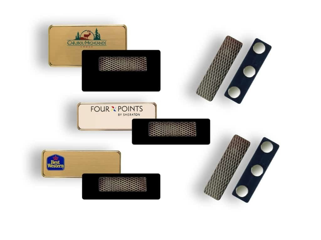 magnetic name tags - Magnetic Name Badges