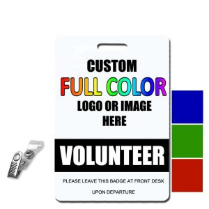 Volunteer Badges
