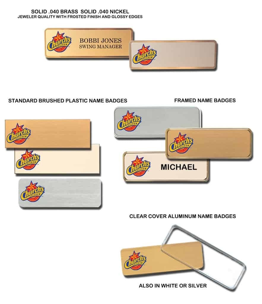 churchs-chicken-name-badges