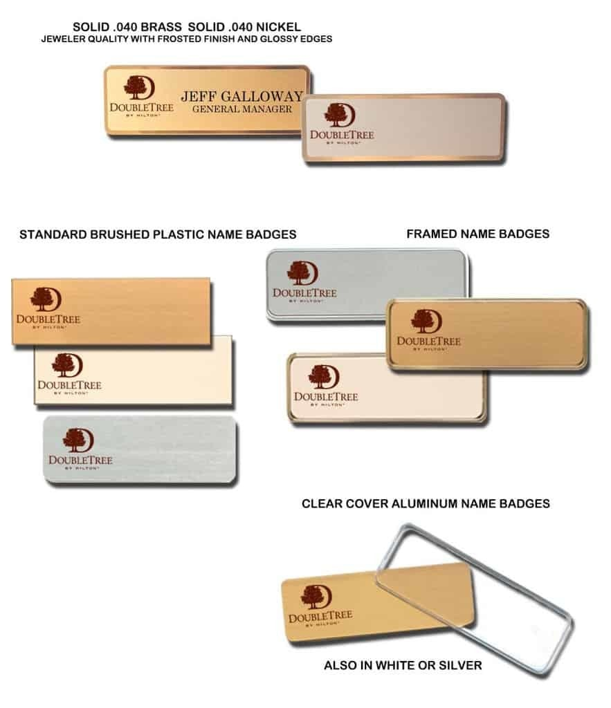 doubletree-name-badges