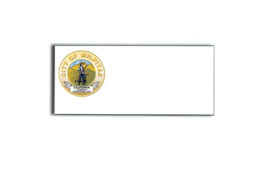 City of Milpitas Name tags and Name Badges
