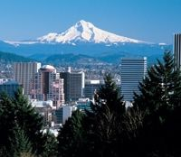 We're located in Portland, OR
