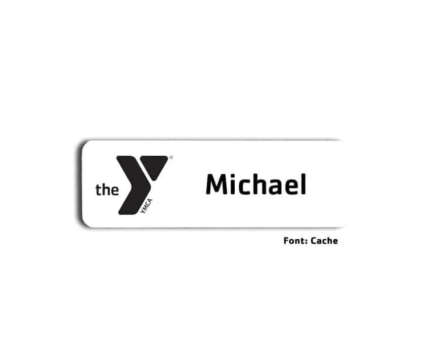 YMCA Name Badges