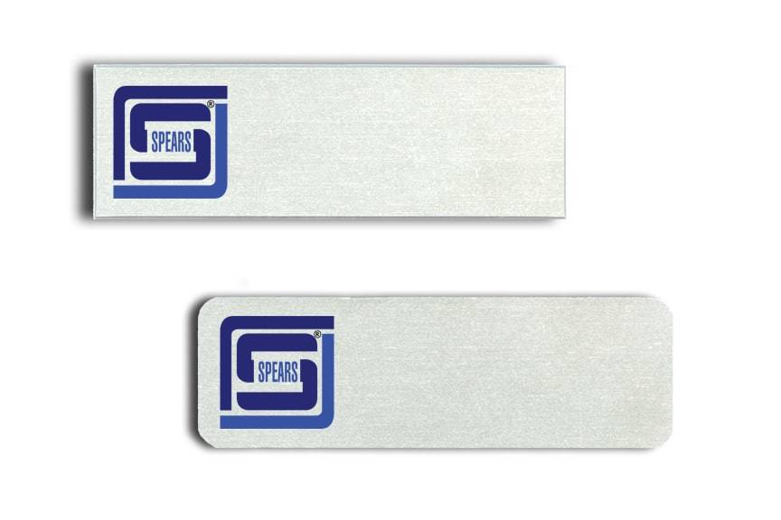 Spears Name Badges