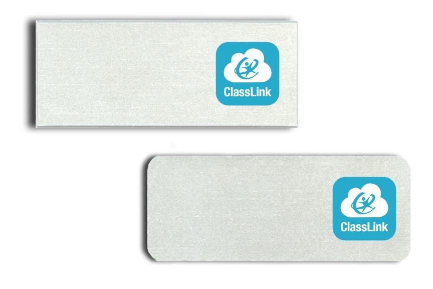 Class Link name badges