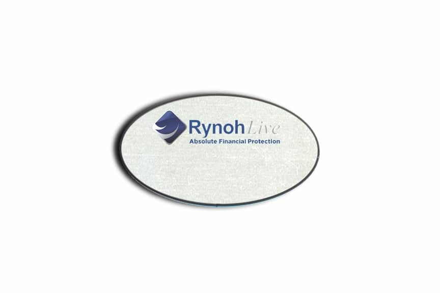 Rynoh Live name badges
