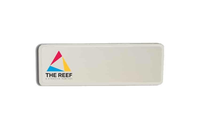 The Reef Name Badges
