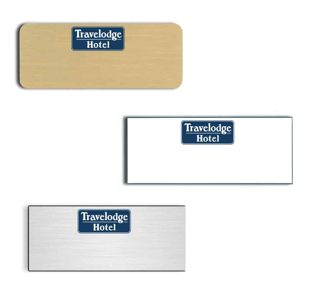 Travelodge Hotel Name Badges