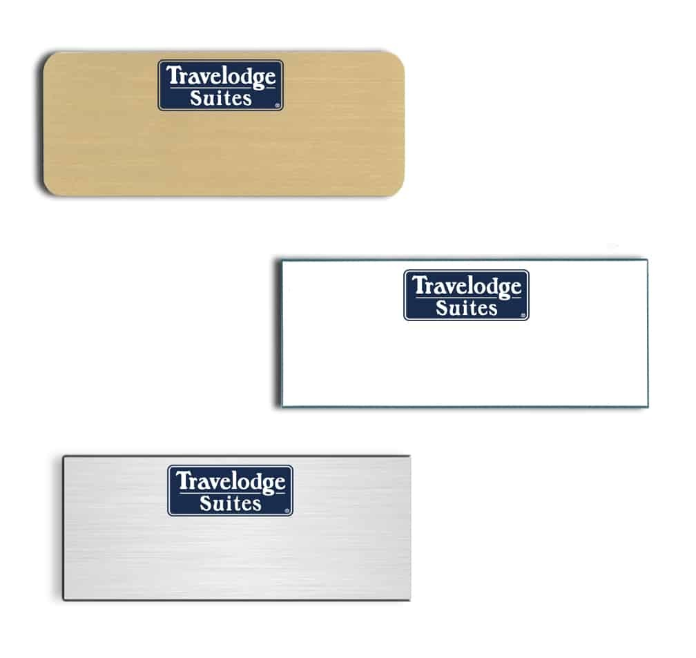 Travelodge Suites Name Badges