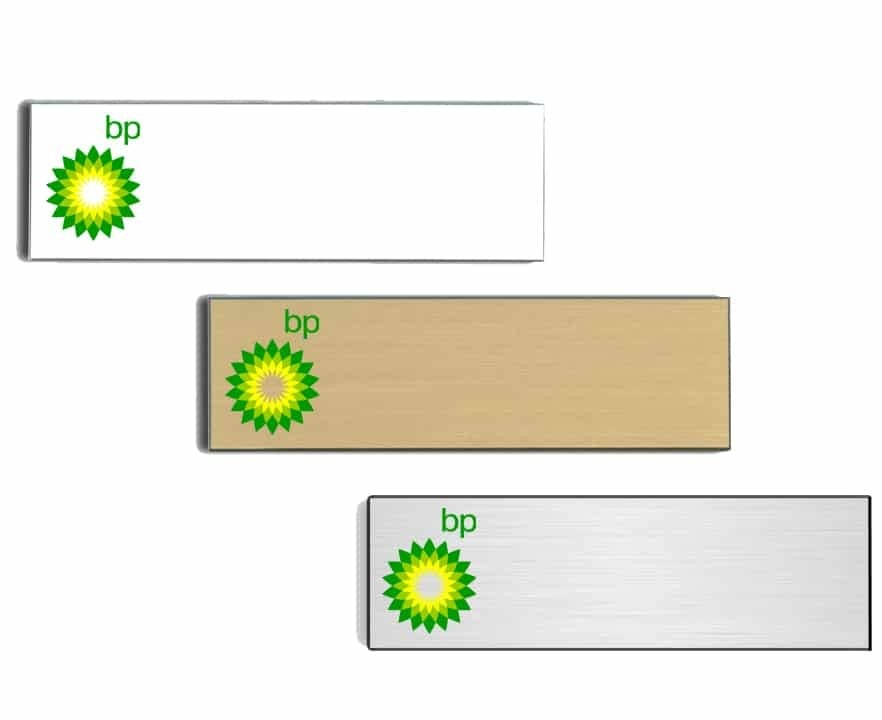 BP Name Badges Tags