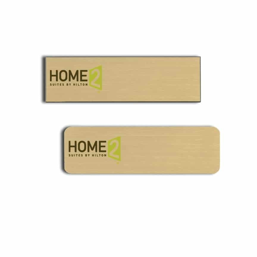 Home 2 Suites Name Badges