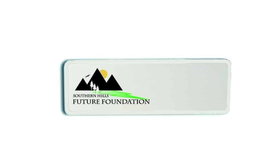 Southern Hills Furniture Foundation name badges